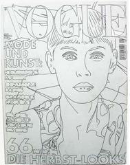 Una Vogue ilustrada