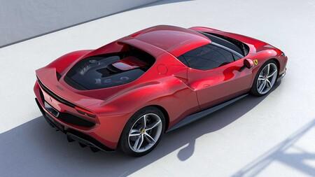 Ferrari 296 Gtb 2022 6