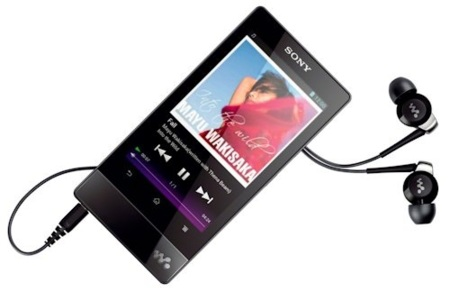 Sony Walkman F800