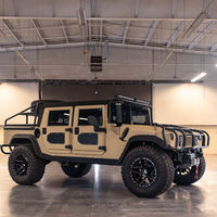 Hummer H1 by Mil-Spec, este guerrero del desierto puede ser tuyo, si te sobran más de 4 millones