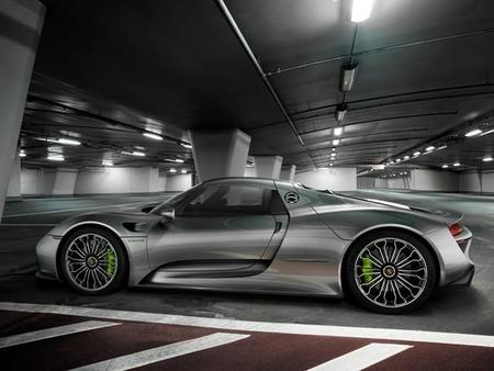 Frankfurt 2013: Porsche 918 Spyder – la tecnología híbrida como nunca la habías visto