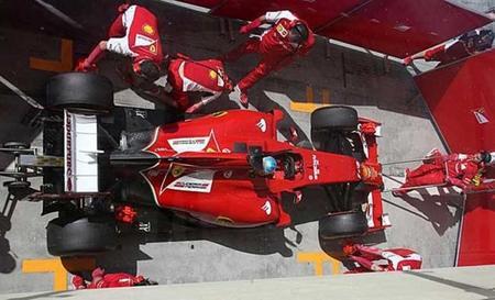 El diseño lateral del F14T presenta deficiencias aerodinámicas