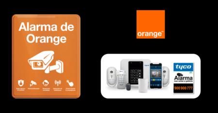 Alarma de Orange reaparece con nuevas condiciones: más permanencia y casi el mismo precio final