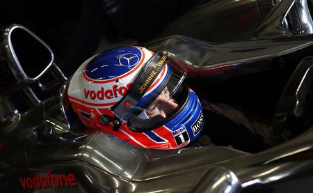 Jenson Button perderá cinco posiciones en la parrilla del Gran Premio de Japón