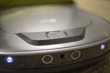 Y el aspirador se hizo robot: ahora también te permite vigilar tu casa estés donde estés