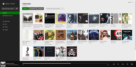 Microsoft lanza Xbox Music para la web