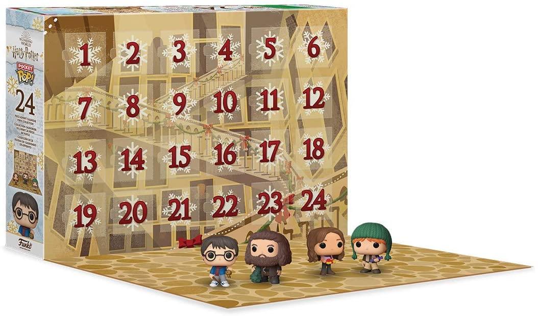 Calendario de adviento Funko POP de Harry Potter