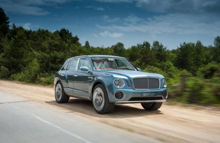 Bentley EXP 9 F, esto sigue adelante