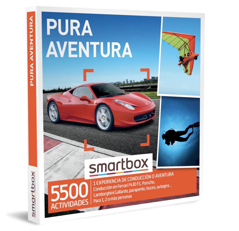 SMARTBOX Smartbox Pura Aventura