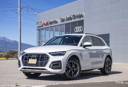Audi Q5 2021 Mexico Manejo Opinion 7