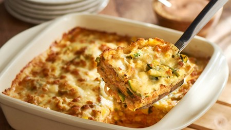 Pastel azteca de sardina. Receta económica y deliciosa
