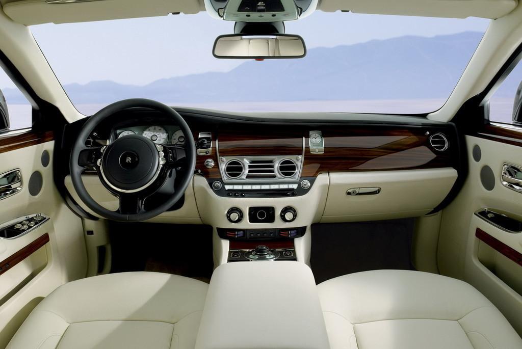 Foto de Rolls-Royce Ghost (7/9)