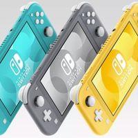 Switch Lite: más pequeño, más barato y sin Joy-Cons extraíbles solo para modo portátil, así es la nueva consola de Nintendo