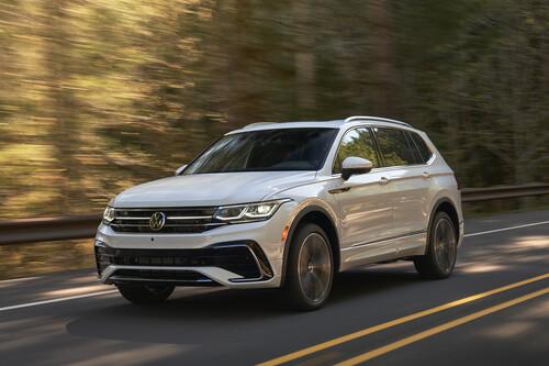 El Volkswagen Tiguan 2022 se renueva para América: así luce el facelift que veremos en México
