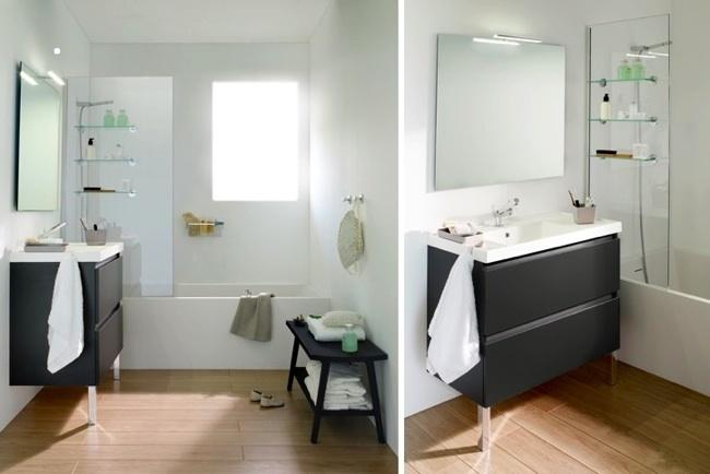 Estante De Baño Para Toallas: colección de muebles para aprovechar el espacio en el cuarto de baño