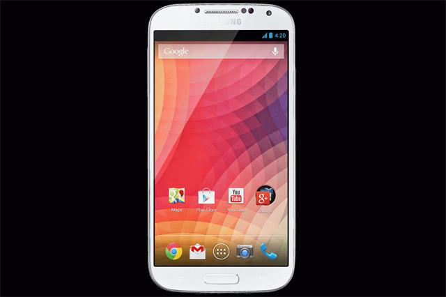 Samsung Galaxy S4 Google Edition