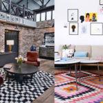 17 ideas para poner alfombras a lo largo y ancho de toda  la casa