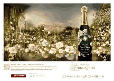 Perrier-Jouët, champagne oficial del Festival de Cine de San Sebastián 2013