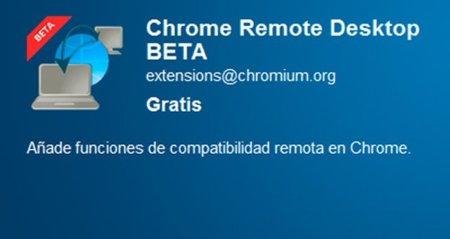Chrome Remote Desktop: Controla ordenadores remotamente con Google Chrome