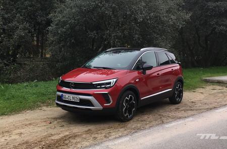 Probamos el nuevo Opel Crossland, máxima modularidad en un SUV urbano ahora mucho más atractivo