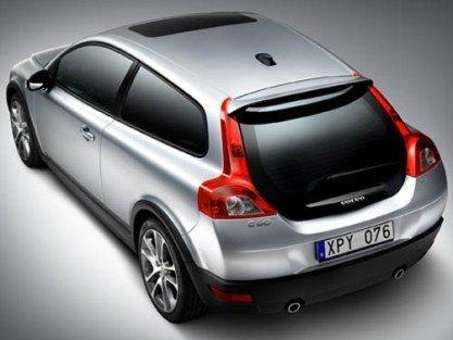 Volvo C30, fotos e información