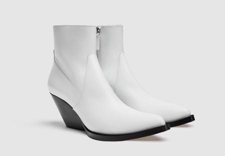 Botines Zara Inspirados En Celine