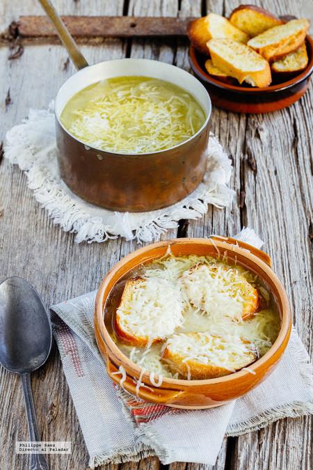Cómo hacer una tradicional sopa de cebolla: receta reconfortante para combatir el frío