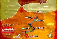 La Panáfrica 2010 presenta su recorrido definitivo