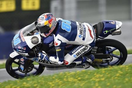 Jorge Martin Moto3 Gp Austria 2017