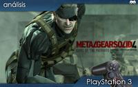 Análisis: 'Metal Gear Solid 4' (I)