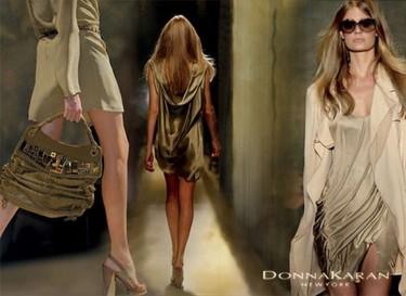 Donna Karan arriesga con su campaña primavera-verano 2009