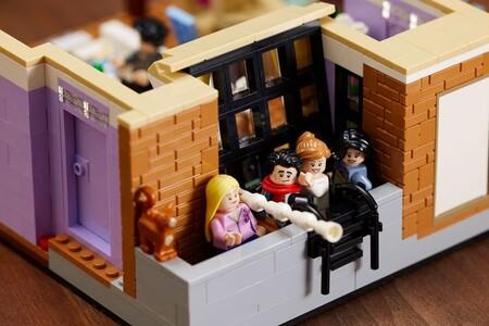 Apartamentos De Friends De Lego