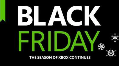 Xbox Game Store: ofertas de Black Friday - del 28 de noviembre al 1 de diciembre