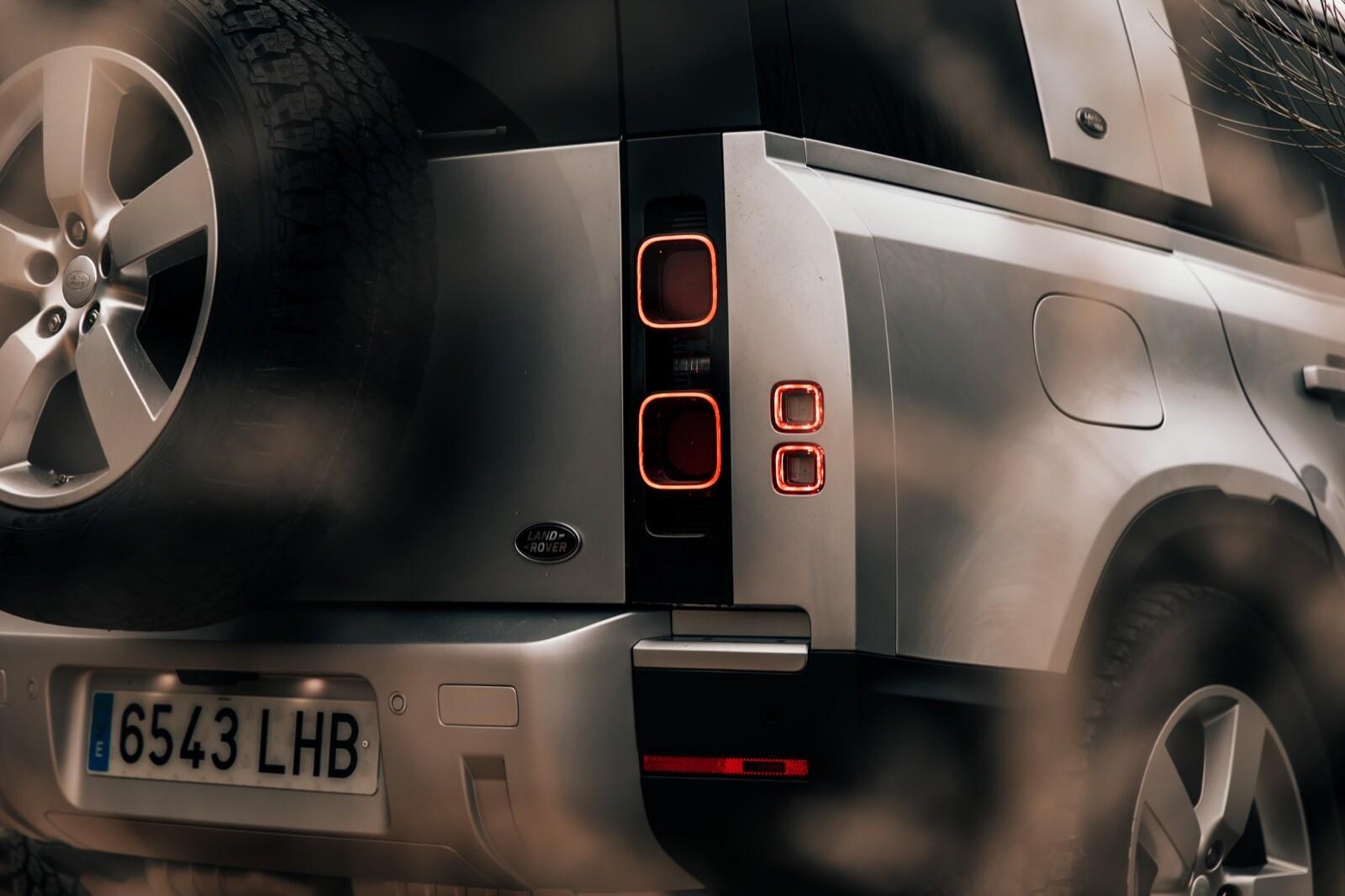 Foto de Land Rover Defender 110 (prueba) (17/41)