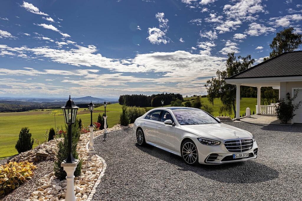 El nuevo Mercedes-Benz Clase S llega a España sin la conducción autónoma de nivel 3, desde 108.150 euros