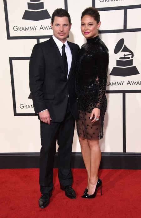 Nick Lachey y Vanessa Minnillo