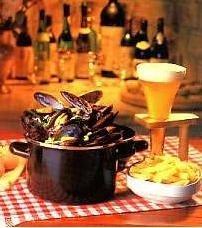 La sofisticada gastronomía belga