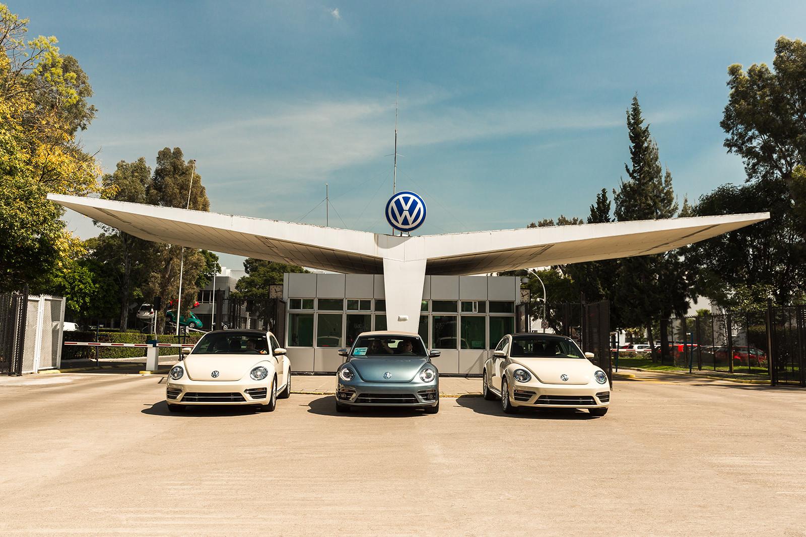 Foto de Despedida Volkswagen Beetle (1/19)