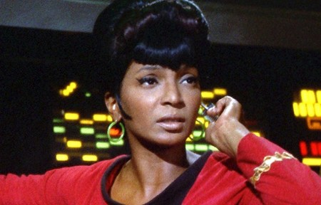 Nichelle Nichols Uhura Star Trek 750x480