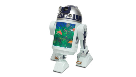 Star Wars R2 D2 Aquarium