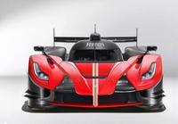 Así podría lucir un Ferrari LMP1 para Le Mans