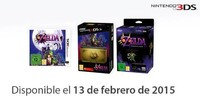 La edición especial de The Legend of Zelda: Majora's Mask en New Nintendo 3DS XL es puro amor
