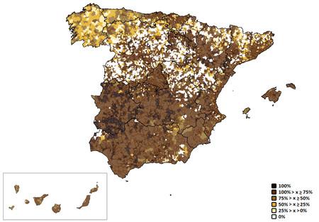 Mapa Espana Lenta 2