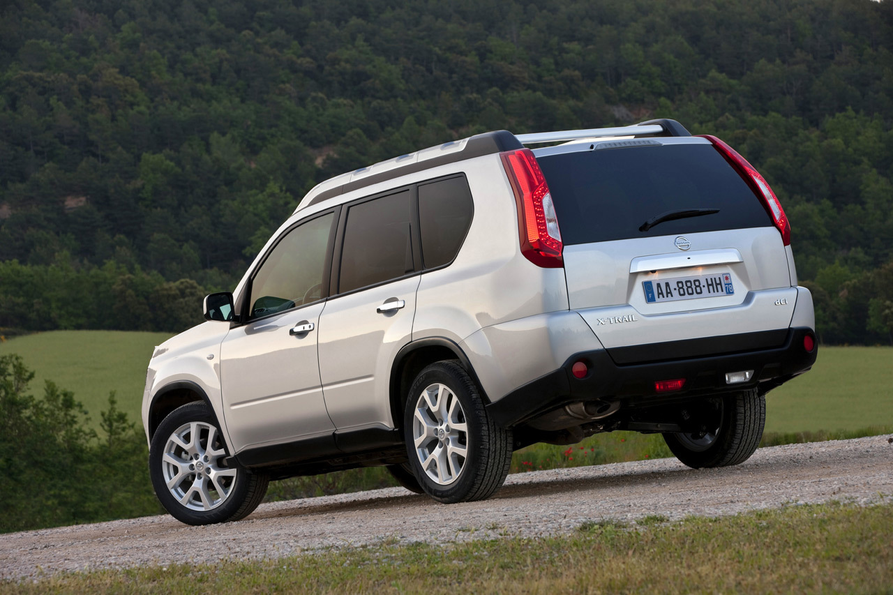 Foto de Nissan X-Trail 2010 (17/32)