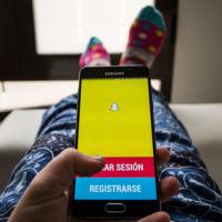 Ahora Snapchat permitirá enviar notas de vídeo y de voz, además de stickers