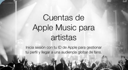 ¿Eres artista y quieres aparecer en Connect de Apple Music? Esto te interesa