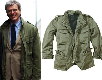 Chaqueta militar y traje: ¿adecuado o arriesgado?