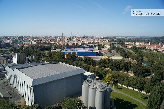 Elaboración Pilsner Urquell - fermentación