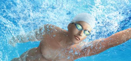 Rutina de natación para ponerse en forma este verano