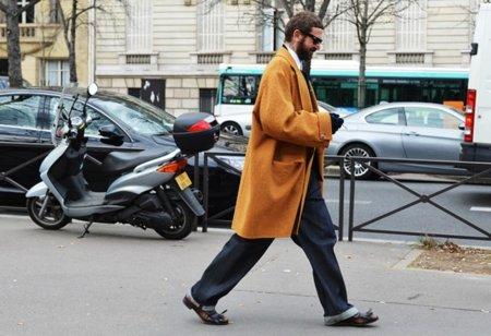 Moda para hombres: una de mocasines